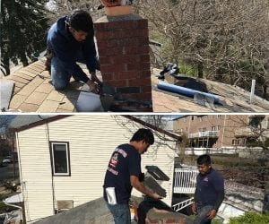 Chimney repair services in NJ