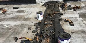 Garage Roof Installation