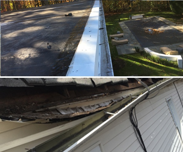 Gutter Service Nj Three Brothers Roofing Contractors
