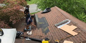 Skylight Leak Repair
