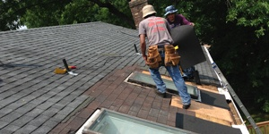 Skylight Repair Services Three Brothers Roofing