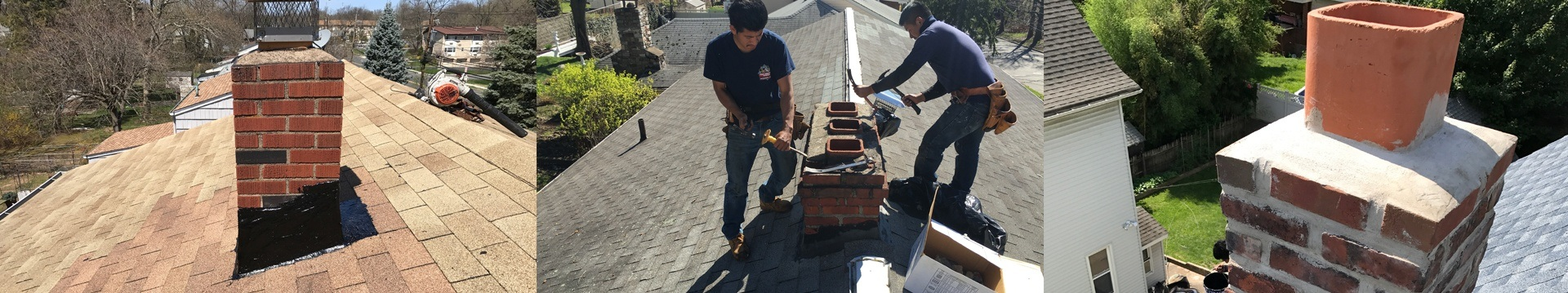 Chimney Repair Nj Three Brothers Roofing Contractors