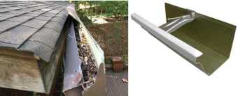 Gutter Cleaning & Gutter Repair Services