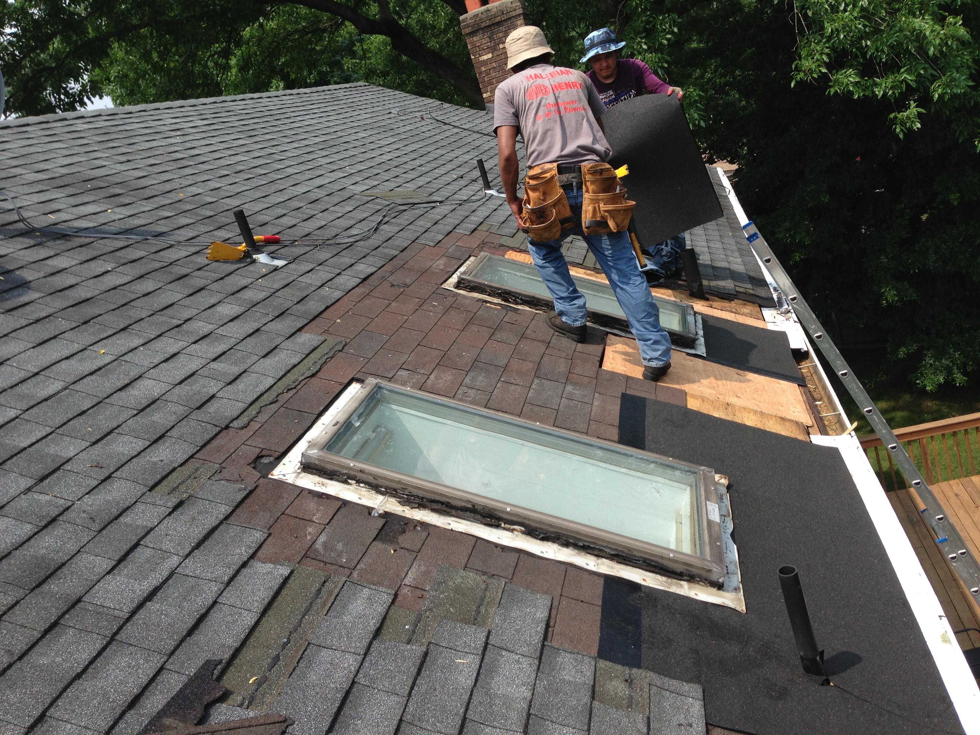 skylight repair new jersey