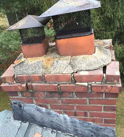 CHIMNEY-CROWN-REPAIR Nj