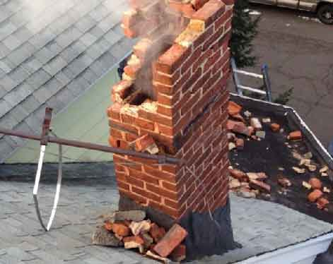 Chimney Leak repair NJ
