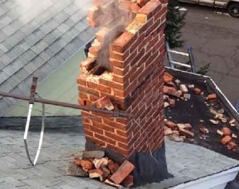 Chimney Leak repair NJ