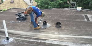 Industrial Roof Repair