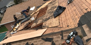 House Roof Repair