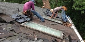 Skylight Services by Three Brothers experts