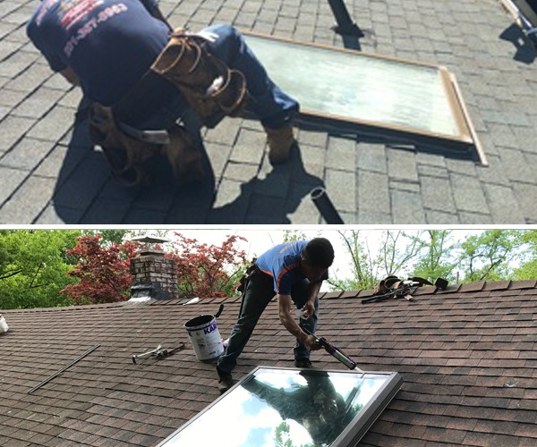 Skylight Service Nj Three Brothers Roofing Contractor