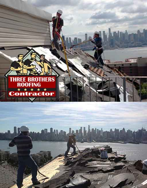 Welcome To Three Brothers Roofing Contractors U0026 Flat Roof Repair NJ