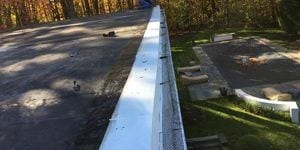 Gutter condition