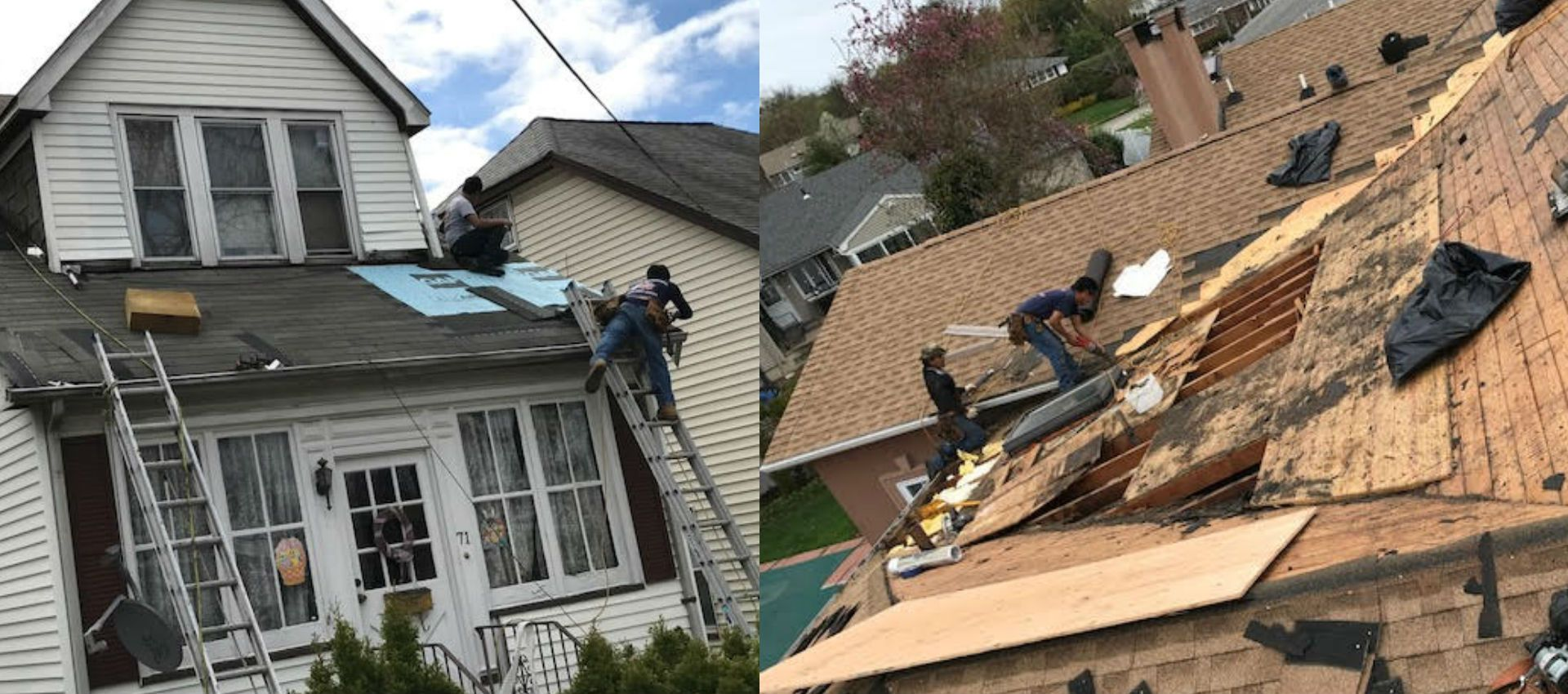 Roofing Contractors Near Me Local Roof Leak Repair Nj Skylight Repair Flat Roof Leak Repair