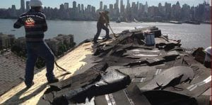 residential-Roof Installation Flat Roof Repair