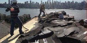 residential-Roof Installation Flat Roof Repair