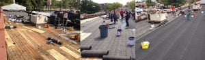 local flat roof leak repair specialists