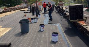 flat roof repair near me, local roof contractor in NJ