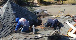 Residential Roof Leak Repair near me NJ