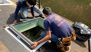 Skylight Leak Repair specialist Company near me NJ