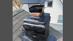 chimney re-flashing repair companies near me