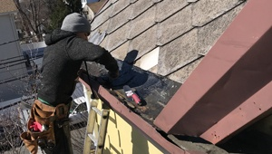 Yankee Gutter Leak repair specialist contractors near me NJ